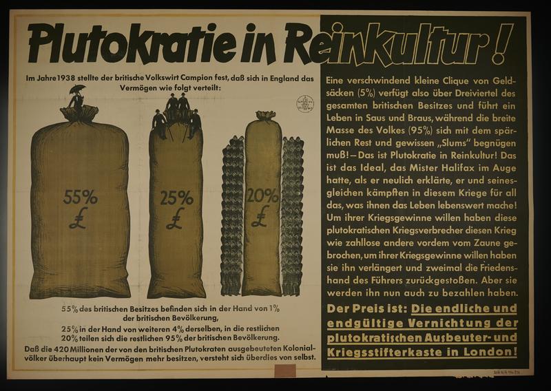 1995.96.19 front Nazi propaganda poster