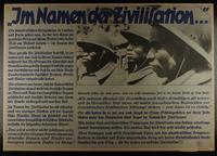 1995.96.28 front Nazi propaganda poster  Click to enlarge
