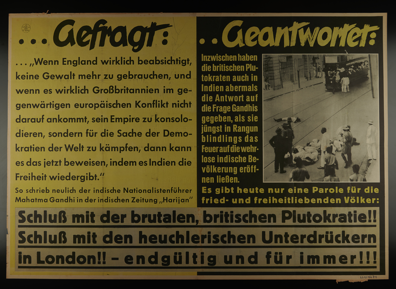 1995.96.33 front Nazi propaganda poster