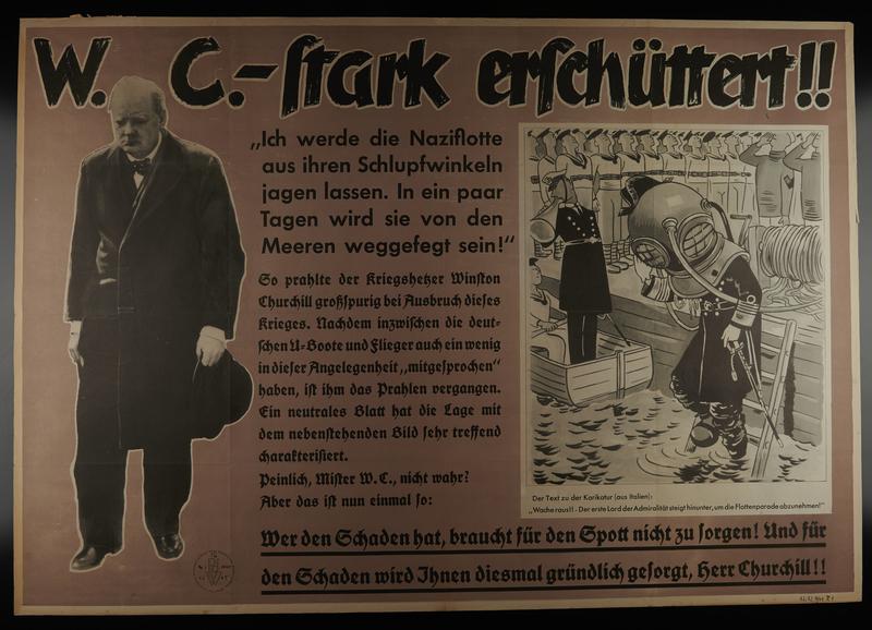 1995.96.36 front Nazi propaganda poster