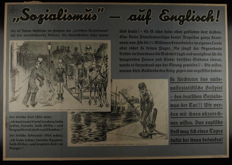 1995.96.37 front Nazi propaganda poster