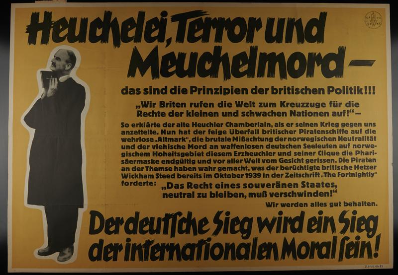 1995.96.44 front Nazi propaganda poster
