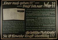 1995.96.45 front Nazi propaganda poster  Click to enlarge