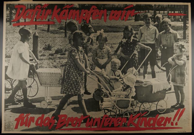 1995.96.46 front Nazi propaganda poster