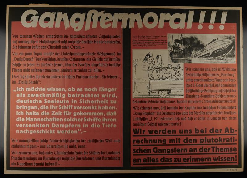 1995.96.48 front Nazi propaganda poster