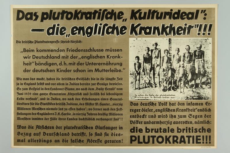 1995.96.50 front Nazi propaganda poster