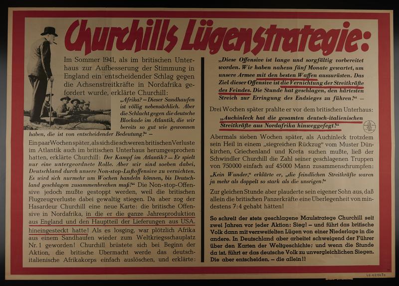 1995.96.62 front Nazi propaganda poster