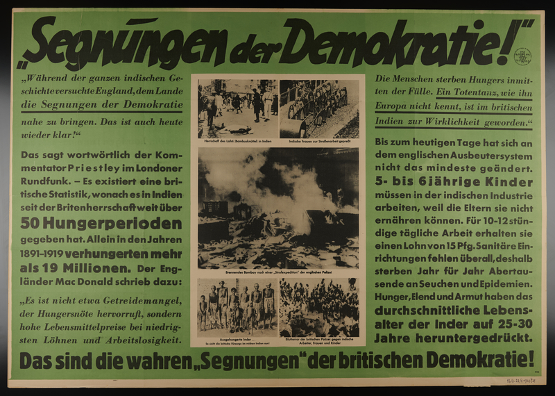 1995.96.86 front Nazi propaganda poster