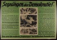 1995.96.86 front Nazi propaganda poster  Click to enlarge