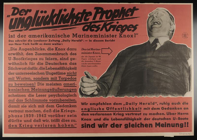 1995.96.87 front Nazi propaganda poster