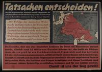 1995.96.91 front Nazi propaganda poster  Click to enlarge