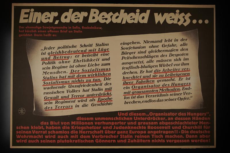 1995.96.99 front Nazi propaganda poster