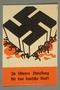 Anti-Nazi political leaflet