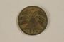 Fake German coin, 10 Reichpfennig 1994