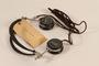 Karl Dönitz's Nuremberg war crimes trial headphones