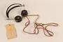 Alfred Rosenberg's Nuremberg war crimes trial headphones