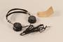 Hans Fritzsche's Nuremberg war crimes trial headphones