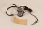 Alfred Jodl's Nuremberg war crimes trial headphones