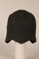 1996.73.12 front Wool cap worn by concentration camp prisoner  Click to enlarge