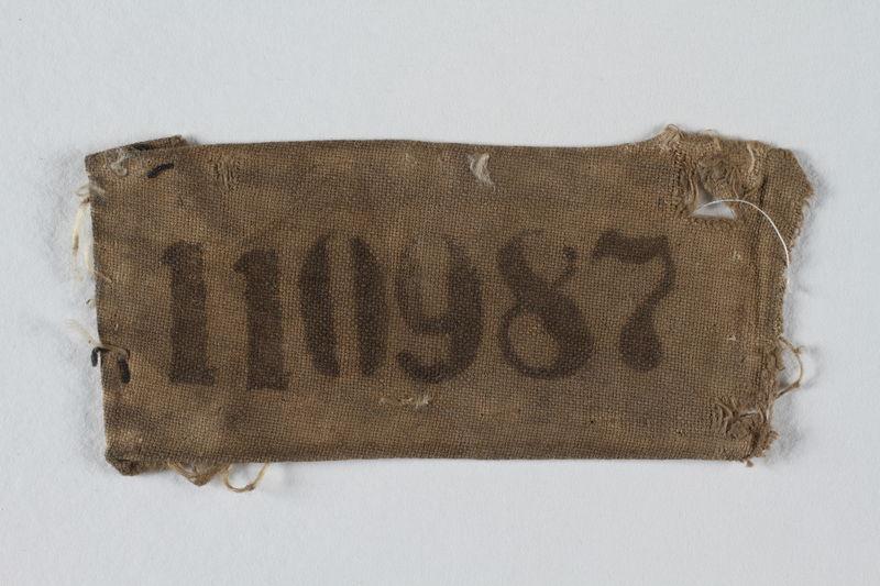 1996.73.3 front Prisoner identification patch