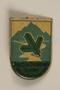 German mountain rescue organization badge