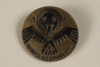 1996.75.36 front Nazi Party badge  Click to enlarge