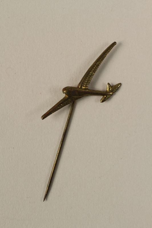 1995.75.45_a front Nazi aviation stickpin