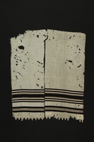 1996.86.1 front Tallit  Click to enlarge
