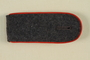 Luftwaffe flak artillery shoulder strap with red piping acquired by US soldier