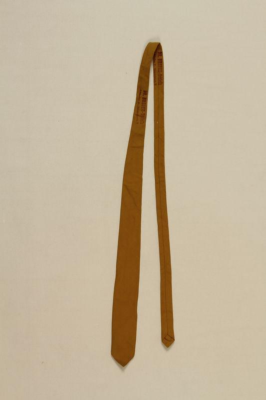 1997.116.1.4.JPG SA uniform necktie