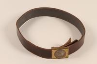 1997.116.1.5 front SA uniform belt  Click to enlarge