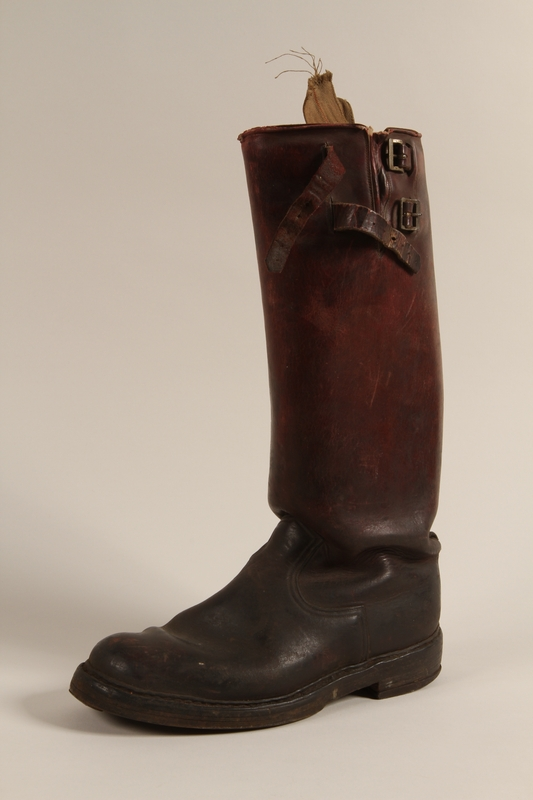 1997.116.1.6 a front SA uniform boots