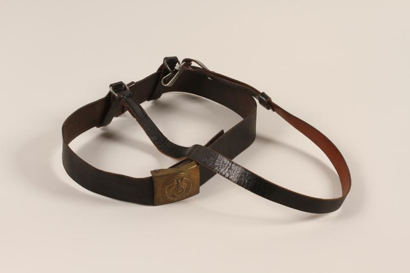1997.116.2.5 front SA uniform belt