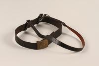 1997.116.2.5 front SA uniform belt  Click to enlarge