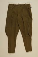 1997.116.3.2 front SA uniform pants  Click to enlarge