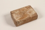 Bar of soap from Stutthof labor-concentration camp given to a Polish Holocaust survivor