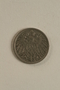 Imperial Germany, 5 pfennig coin with the coat of arms of Wilhem II