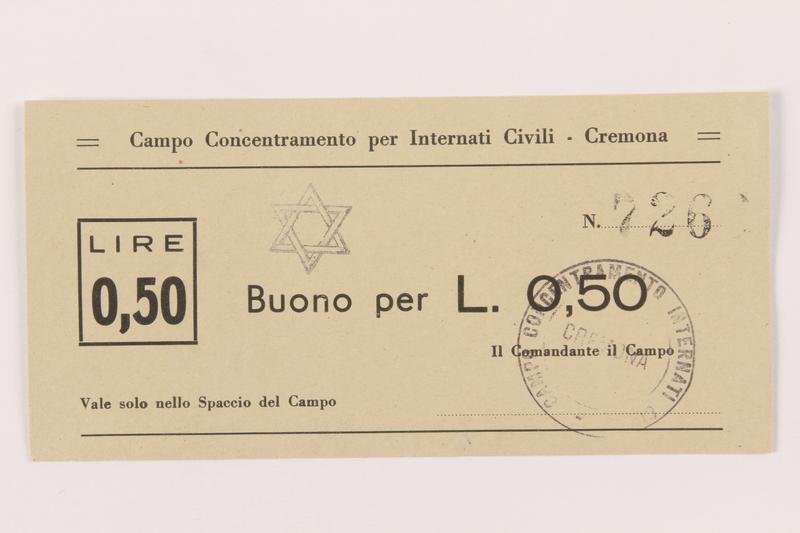 1998.66.1 front 0.50 lire