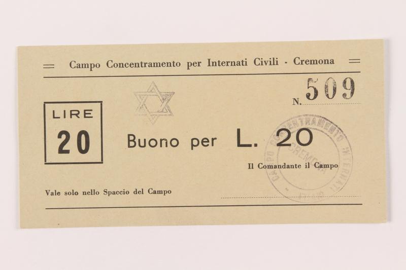 1998.66.6 front 20 lire