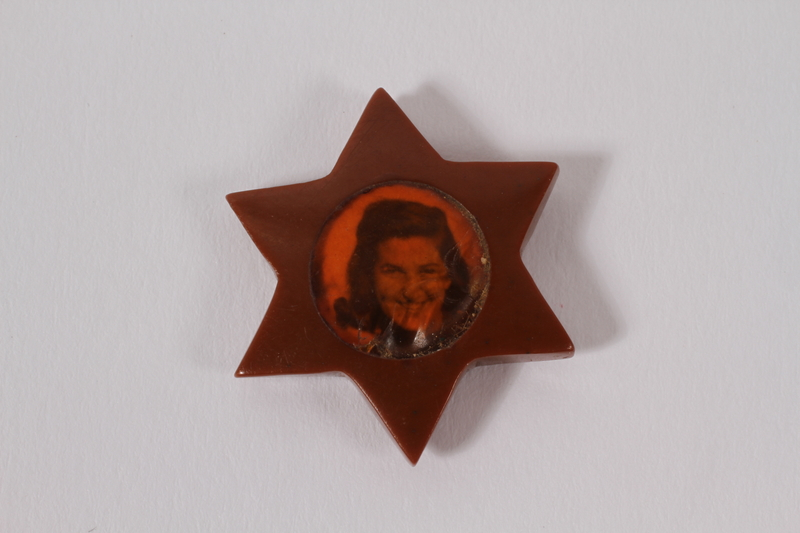 1999.178.1  front Star of David pendant
