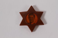 1999.178.1 back Star of David pendant  Click to enlarge