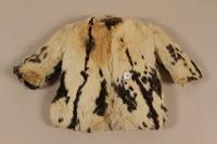 1999.39.1 Fur jacket  Click to enlarge
