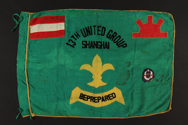 2000.24.34 front Flag