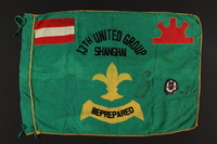 2000.24.34 front Flag  Click to enlarge