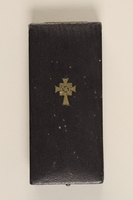 2000.263.2 closed Cross of Honor of the German Mother medal, 1st Class Order, Gold Cross case  Click to enlarge