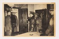 2000.349.1 front Adolf Hitler cigarette card  Click to enlarge