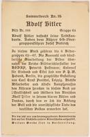 2000.349.1 back Adolf Hitler cigarette card  Click to enlarge