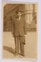 Photograph of a man, Plzen