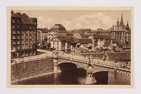2014.480.82 front Postcard of Plzen  Click to enlarge