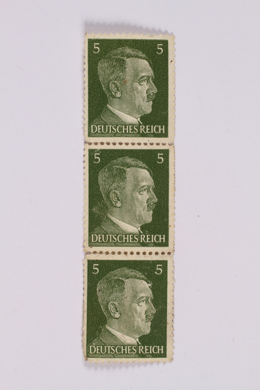 2014.480.135 front Deutsches Reich postage stamps